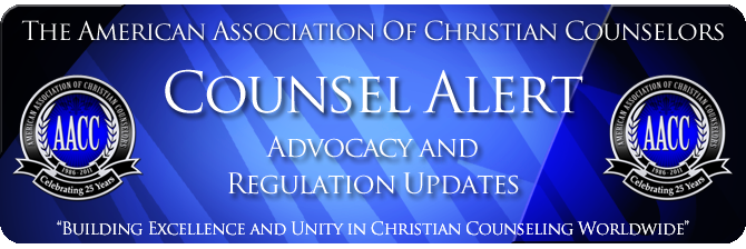 AACC Counsel Alert: Advocacy and Regulation Updates